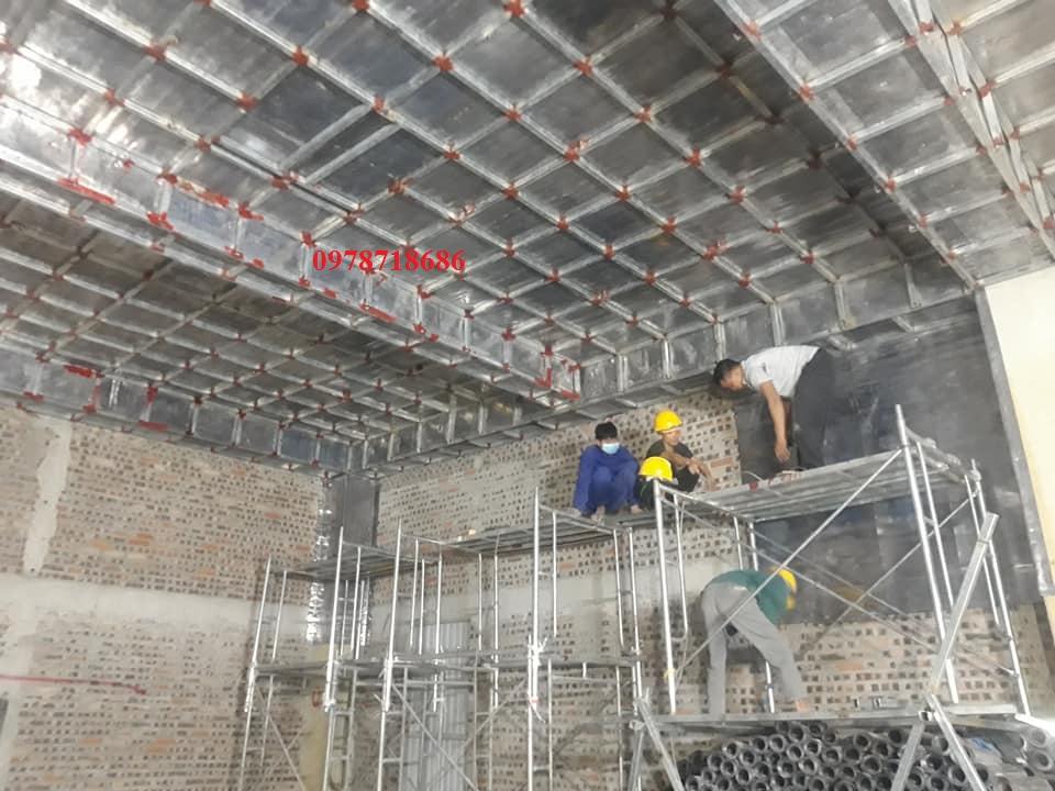 Thăng Long Hoàn thiện Bàn Giao Phòng Xquang -CTscaner Tại Vĩnh Long